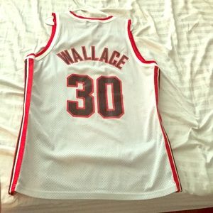 Rasheed Wallace Portland TrailBlazers Jersey